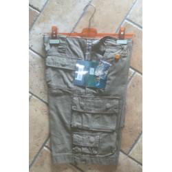 Pantaloncino corto Univers tortora mod. 9208 08