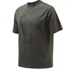T-shirt  Beretta verde art. TS551 07238 070B