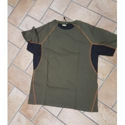 T-shirt  Univers verde art. 94130 01