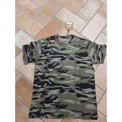 T-shirt  Univers verde mimetico art. 94000 16