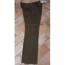 Pantalone Beretta art.CU955 2400 0715 VERDE OLIVA Fustagno