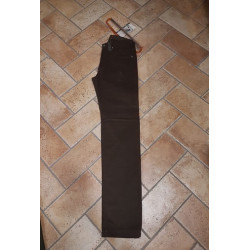 Pantalone Beretta art.CUF1 1810 0715 verde oliva scuro Country 5 Pockets cotton pants