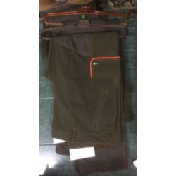Pantalone City Hunter verde mod. 030303